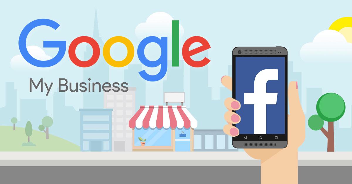Google My Business estrapola dati da Facebook
