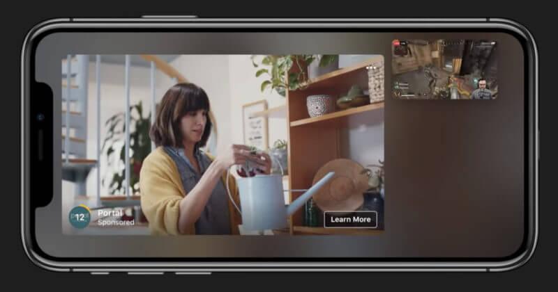 facebook ads instream live
