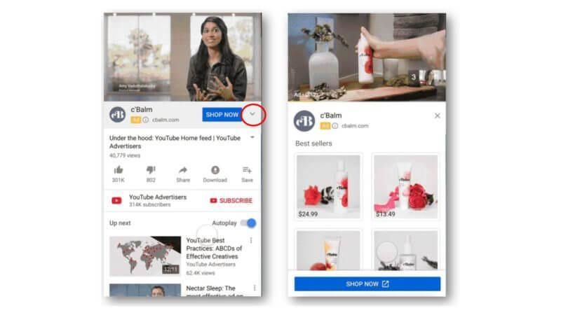 youtube-shopping-annunci-call-to-action