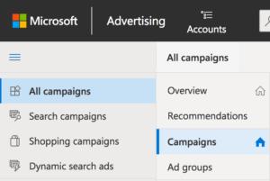 Microsoft-Ads-Sidebar-aperta