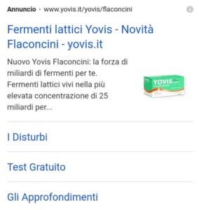 estensione di immagine google ads product pack